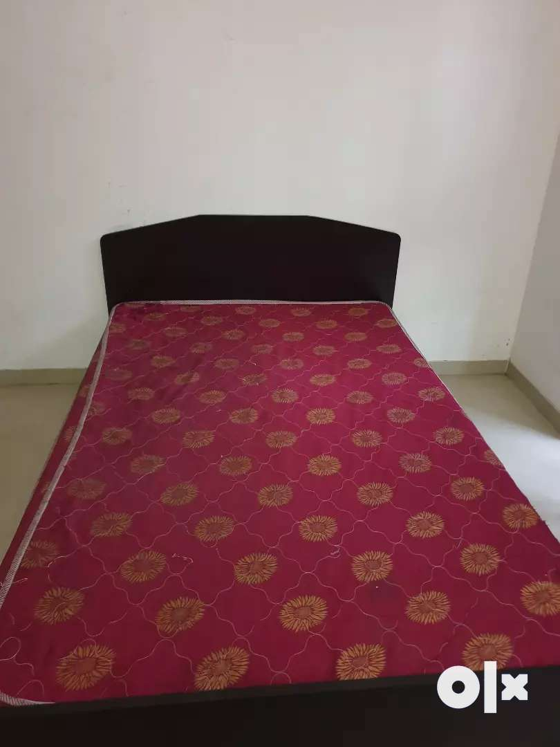 Double Single Bed, used for 2 years. 0