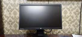 "HP Elite display E201 LED Monitor 20"" scratch less condition"