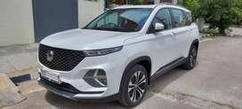 MG Hector Sharp AT, 2021, Petrol