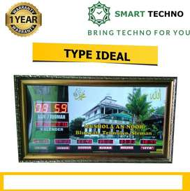 BEST PRICE Jam Digital Masjid Tipe Ideal *Dza