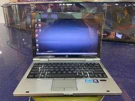 LAPTOP SECOND HP ELITBOOK 2560 SSD 128GB FISIK KOKOH
