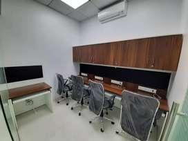 Furnished office in Belapur navi Mumbai