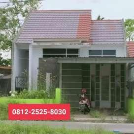 Rumah murah siap huni tanah luas pangkal pinang