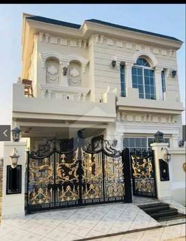 5 MARLA SPANISH STYLE HOUSE FOR SALE ON EASY INSTALLMENT