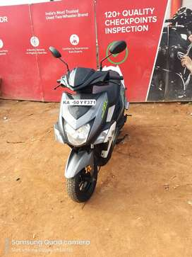Good Condition Yamaha RayRay ZR with Warranty |  7371 Bangalore