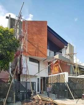 TUKANG bangun rumah modern minimalis Serang