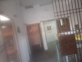Semi furnished ground floor with parking available for rent