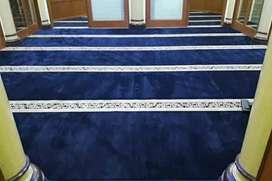 Harga grosir karpet masjid mewah pasang Tegal kota