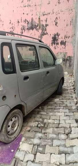 Wagon lxi. Feb 2007 petrol  LPG