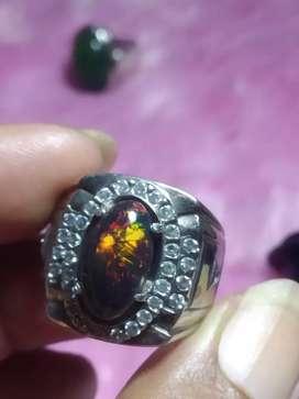 Batu black Opal/kalimaya