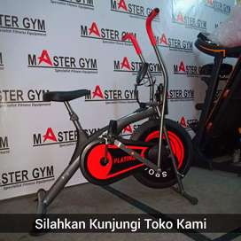 Alat Fitness SEPEDA STATIS - MASTER GYM Fitness Store !! MG#9893