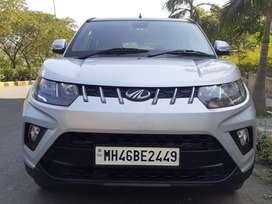 Mahindra Kuv 100 D75 K8 DUAL TONE, 2018, Diesel
