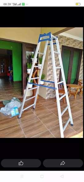 Jual tangga lipat alumunium Murah