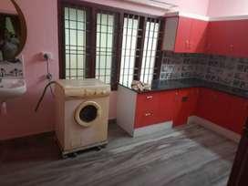 Ponekkara 3 bhk ground floor furnished edappally
