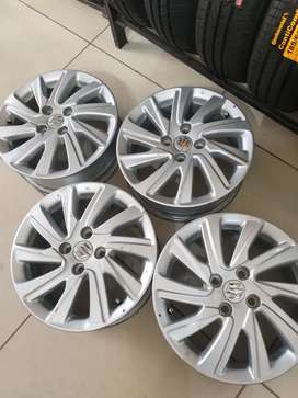 15 inch alloy wheels orignal