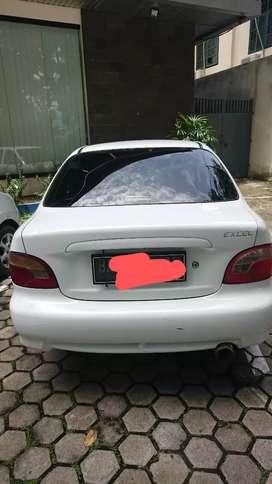 Hyundai excel 2008