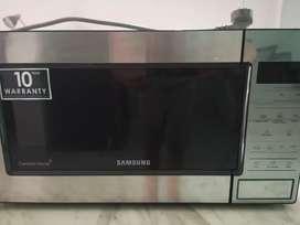 Microwave samsung low watt