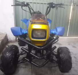 Atv bike exchange posible
