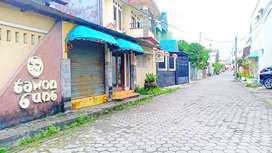 Tanah Lokasi Pogung Bagus Buat Kafe dan Kost Area dekat UGM