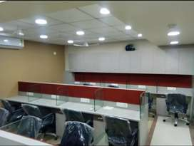 Furnished office on rent in vashi Real Tech Park