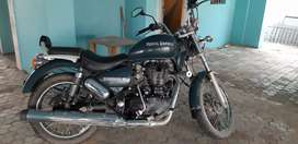 Thunderbird350 sphalt colour