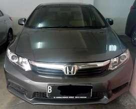Honda Civic New Model 1800cc Automatic'2012 Desember