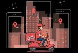 Kanpur mein kamaye 20000 tak food delivery job karke