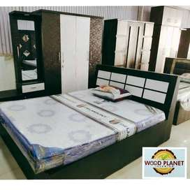 Flash Offer On Brand New Bedroom Set in Sale Price