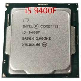 prosesor intel 9400f