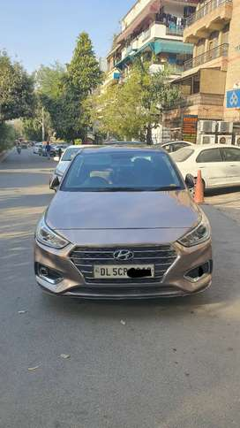 Hyundai Verna 2017 Diesel Well Maintained