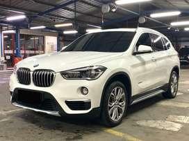 BMW X1 Sdrive Xline 2017 White on black