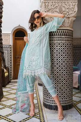 DESIGN 1A SOBIA NAZIR LUXURY LAWN 2020 UNSTITCHED