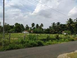 5 acre land near vellode