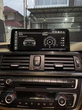 HEAD UNIT ANDROID 10.0 FLOATING SCREEN BMW F10 F01 F11 X1