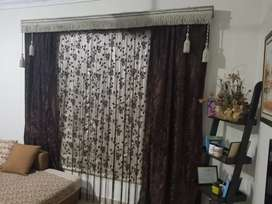 CURTAINS (Parday) Full Length