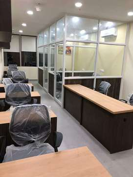 We have commerciel office spase available in newtown area