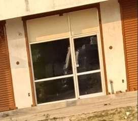 Main door glass door