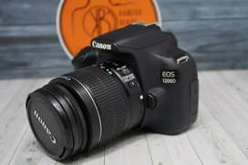 Canon Eos 1200d 18-55mm like new