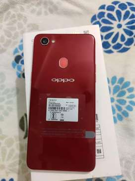 Oppo f7, 4GB and 64GB on sell at excellent condition.