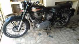 Royal Enfield G2 Round chachies.