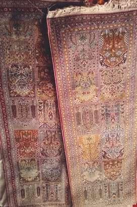 Kashmiri handmade carpet