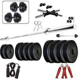 gym fitness set