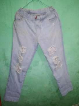 Celana jeans gaul fashion
