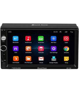 "7""inch touch  screen player compitable for all cars on wholesale rate"