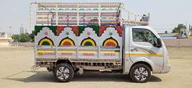 Tata Super Ace mint good condition model 2015 all document ok