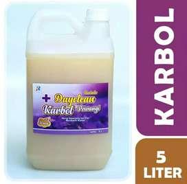 Karbol Aroma Cemara, Karbol Lantai, Karbol 5 Liter