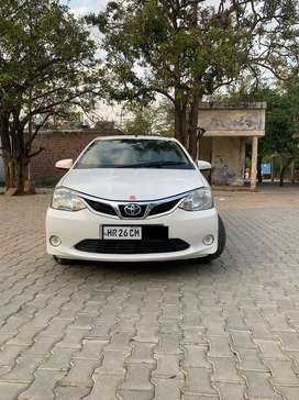 EXCELLENT CONDITION TOYOTA ETIOS