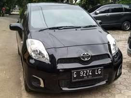 Toyota Yaris Type-J M/T 2013 Best Buy