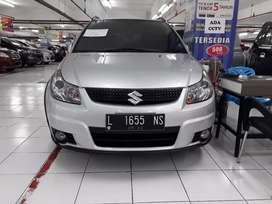 Suzuki SX4 X-Over 1.4 manual 2012