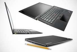 X1 Carbon Lenovo/ Core i7 5th Gen/ 8GB Ram/ 256 GB SSD/ New Condition